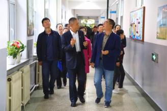热烈祝贺吉林市田家炳高级中学被评为吉林省文明校园
