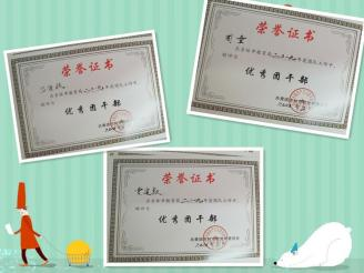 不忘初心,砥砺前行--热烈祝贺吉林市田家炳高级中学团委荣获多项荣誉